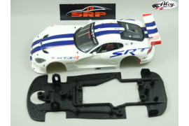 Chassis 3D Viper GTS  Scaleauto