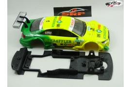 Chasis 3D Audi A5 DTM SCX