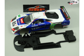 Chassis 3D Saleen S7-R AS