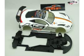 Chassis 3D Honda HSV 010 GT SC