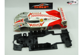 Chasis 3D Toyota GT One  SC