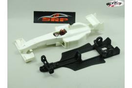 Chasis 3D Formula 1 ALL SLOT CAR