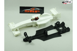 Chassis 3D Formula 1 ALL SLOT CAR
