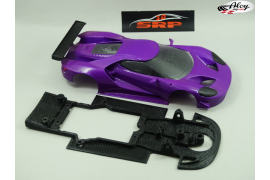 Chasis 3D Ford GT Morpheus