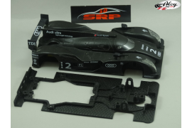 Chasis 3D Audi R18 NSR