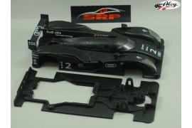 Chassis 3D Audi R18 NSR