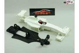 Chassis 3D Formula 1 ( Digital ) ALL SLOT CAR