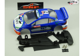 Chassis 3D Peugeot 307 AW NC