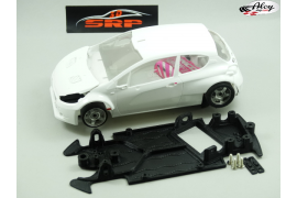 Chassis 3D Peugeot 205 AW SC