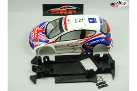 Chasis 3D Peugeot 207 AW AS ( Rally )