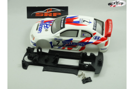 Chassis 3D Hyundai Accent IL Cartrix  ( Rally )