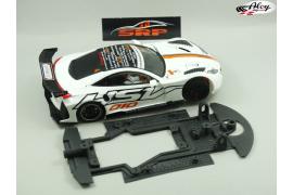 Carbon Chassis 3D Honda HSV 010 SC