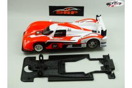 Chasis Two Comp Lola Aston Martin Slot.It
