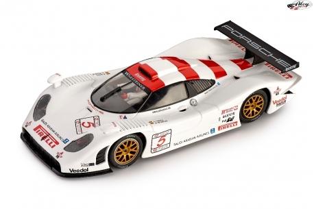 Porsche 911 GT1 EVO 98