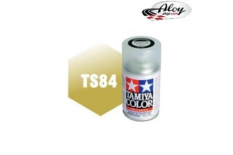 Pintura Spray TS-84 Metallic Gold
