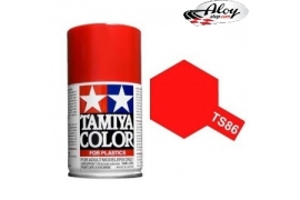 Pintura Spray TS-86  Brillant Red X Enzo
