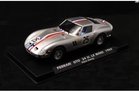 Ferrari GTO. 24h Le Mans 1963