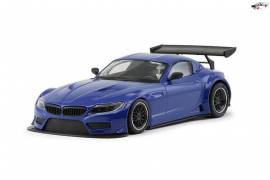 BMW Z4 E89 GT3 Test Car Red