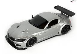 BMW Z4 E89 GT3 Test Car Silver
