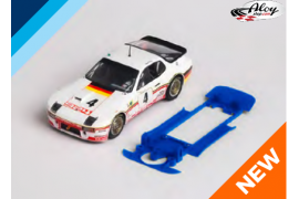3DP SLS chassis for Porsche 924 Falcon Slot. IL  Slot.it