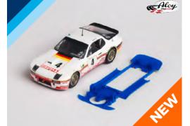 Chasis 3DP SLS Porsche 924 Falcon Slot. IL Slot.it