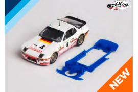 3DP SLS chassis for Porsche 924 Falcon Slot. Slot.it motor mount