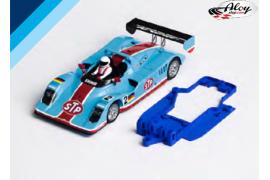 3DP SLS chassis for Porsche Kremer CK8 AS Slot.it Evo6