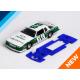3DP SLS chassis for Chevrolet Montecarlo 86 SCX Slot.it slim motor mount