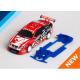 3DP SLS chassis for Holden Commodore VE, VF SCX Slot.it slim motor mount