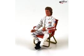Jochen Rindt figure