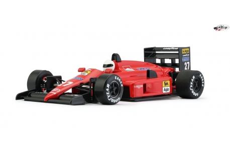 Formula 1 86/89 Red Italia 27 IL