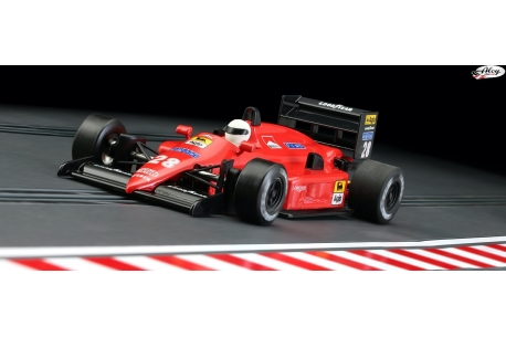 Formula 1 86/89 Red Italia 28 IL