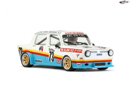 Simca 1000 24h Spa Francorchamps 1976