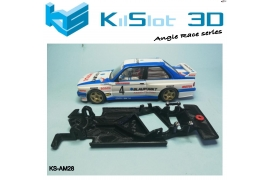 Chasis Angular Race Soft BMW M3 E30 SCX