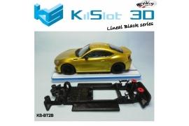 Chasis Lineal Black Toyota GT86 / Subaru BRZ PO