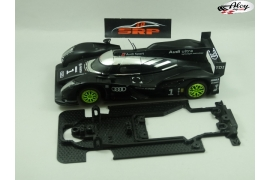 Chassis 3D Audi R18 Slot.it