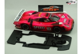 Chasis 3D AW Porsche 911 GT1 Slot.it