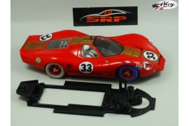 Chasis 3D Ford P68 NSR