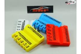 Meter screws: