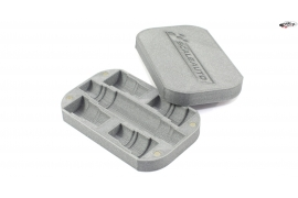 Quick Fit box for tire setter