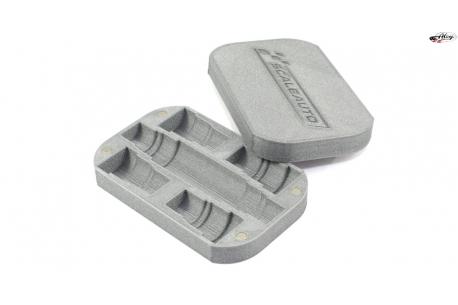 Caja Quick Fit para colocador de neumáticos