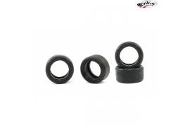 Neumático goma Slick 20x10 mm. G25