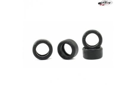 Rubber pneumatic Slick 20x10 mm. G25