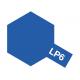 Pure blue lacquer paint LP6
