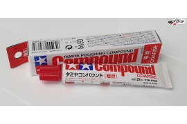 Polishing compound Tamiya