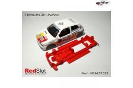 Chasis en línea 3DP Renault Clio  NC