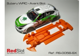 3DP In Line soft chassis Subaru Impreza AS