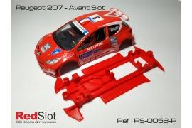 Chasis 3DP en línea Peugeot 207 AS