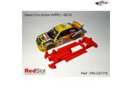 3DP In Line chassis Seat Cordoba WRC SCX