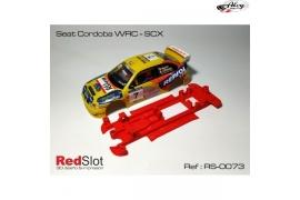 Chasis en línea 3DP Seat Cordoba WRC SCX
